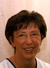 Frau Lohrengel aus der Zahnarztpraxis Meiser