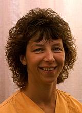 Frau Lüer aus der Zahnarztpraxis Meiser