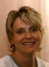 Frau Rott aus der Zahnarztpraxis Meiser