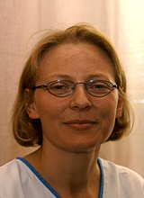 Frau Weippert aus der Zahnarztpraxis Meiser